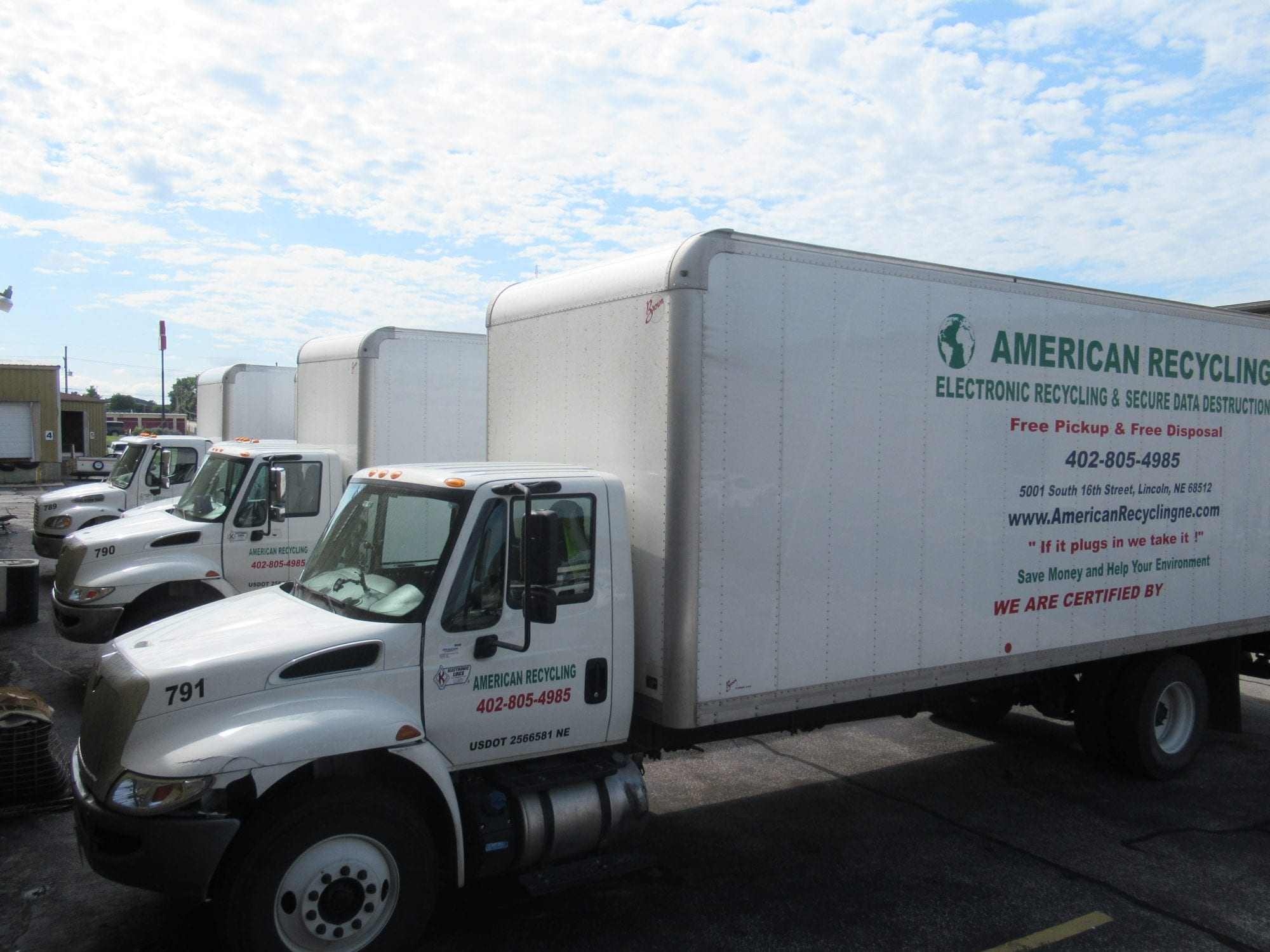 American Recycling Pickup Service