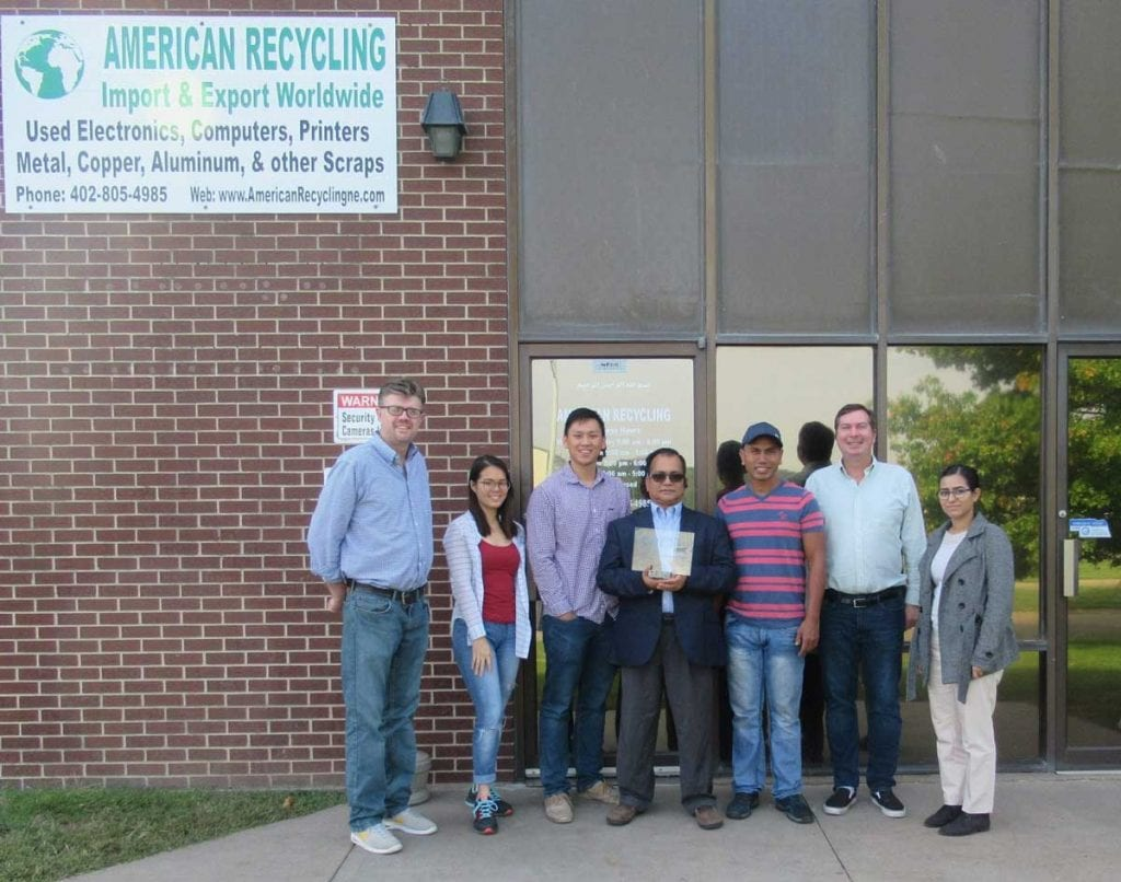Dedicated Management Team at American Recycling