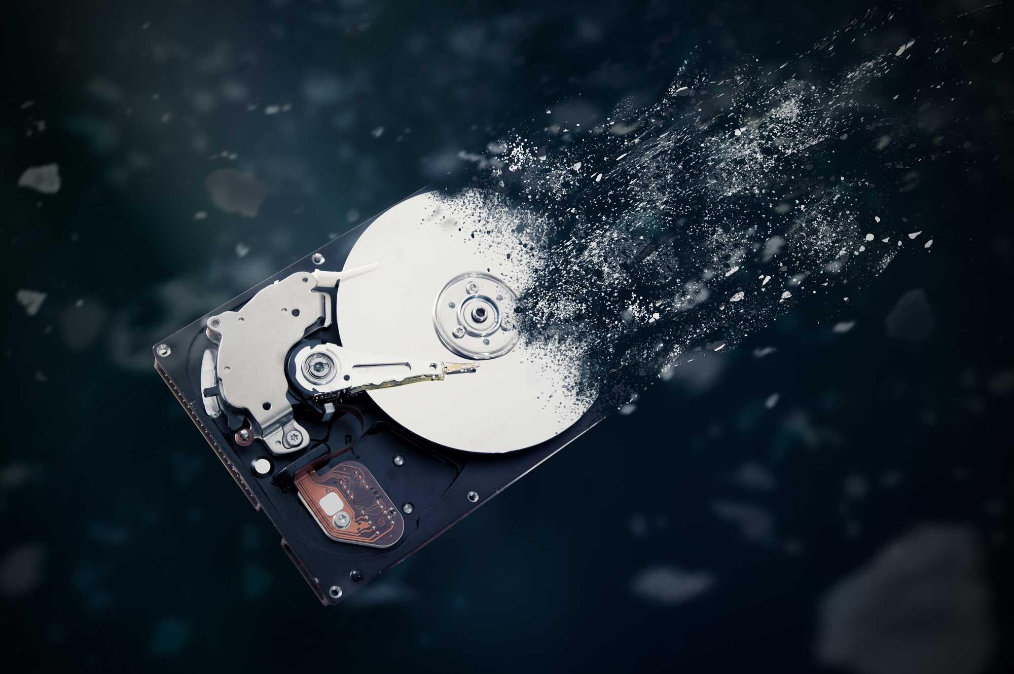 Data Destruction